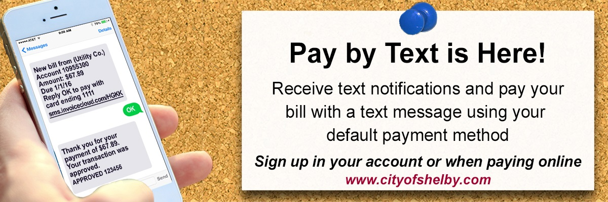 Pay by Text web graphic