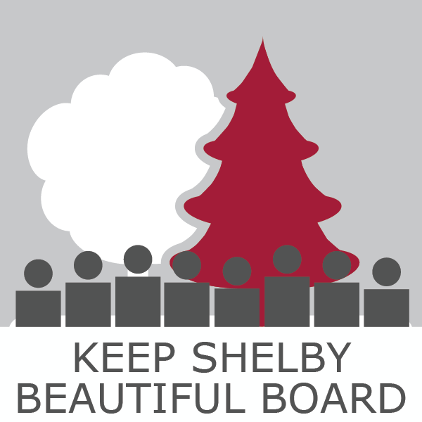 KSB Board, Keep Shelby Beautiful Board