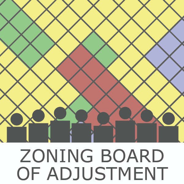 ZBA, Zoning Board of Adjustment