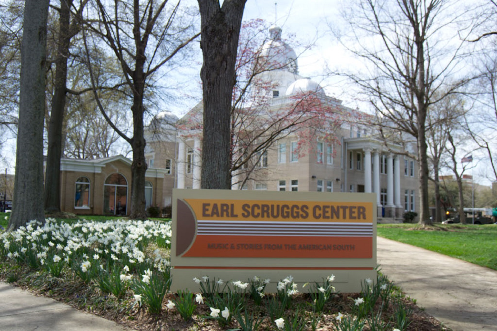 WebSite Spring pic Earl Scruggs Center