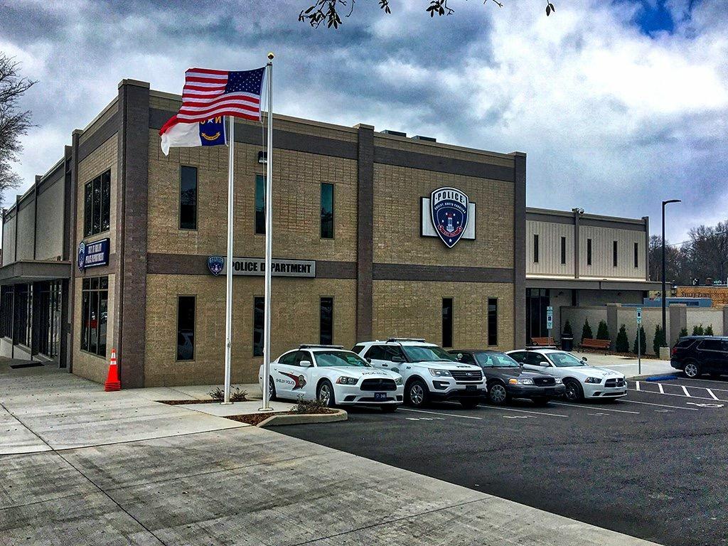 9-1-1 Communications Center | City of Shelby