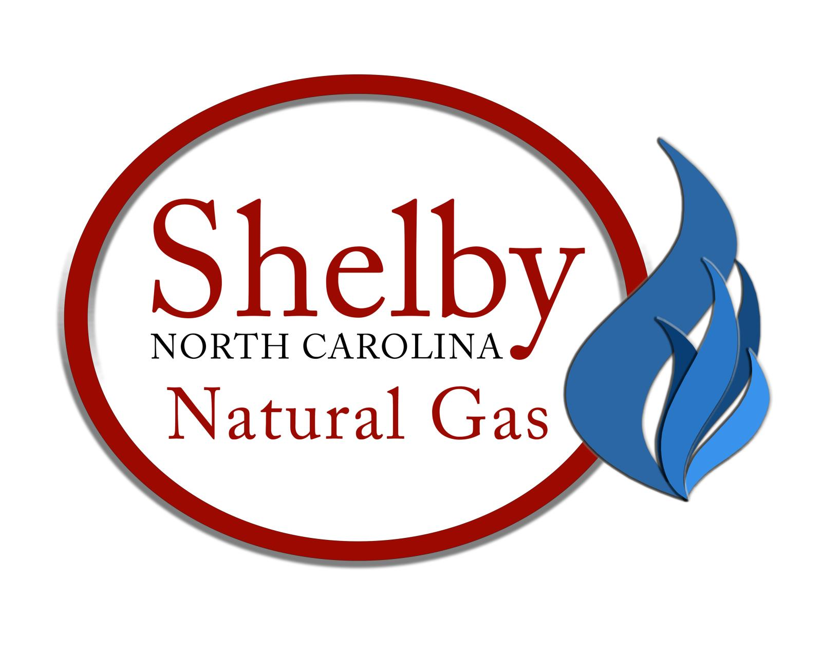 Natural Gas Logo (Transparent Background)