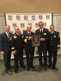 Fire Accreditation Award